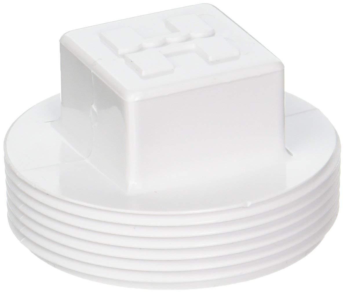 "Hayward Square head Plug 1-1//2/"" Male Pipe Thread SPX1051Z1 Plastic"