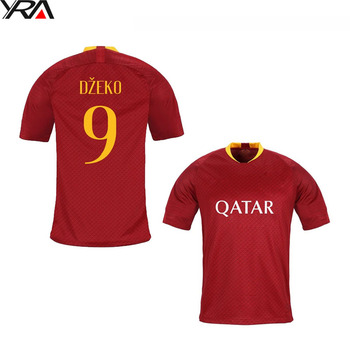 sports shoes ffa27 00020 Thailand Personalized Soccer Jerseys Football Shirt Totti Uniforms - Buy  Soccer Jerseys Football Shirt,Personalized Football,Soccer Jersey Product  on ...