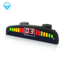 Car auto reverse backup LED Display <span class=keywords><strong>voertuig</strong></span> parkeersensor auto detectie ultrasone <span class=keywords><strong>sensor</strong></span>