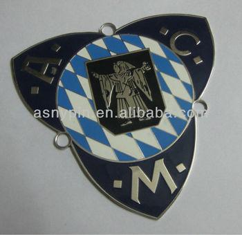 Acm Grill Badge Emblem Logos Metal Badge Car Grill Badge