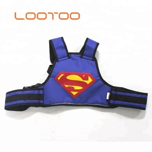 Children protect hold vest safety seat belt for kids riding electric tricycle motorcycle