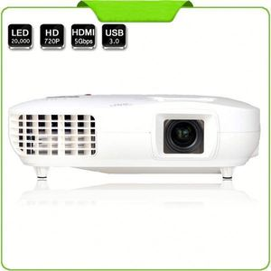 short throw 1080p wifi logo projector lighter / 3lcd from epson projector lighter/native1920 x1080p