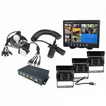 Rückfahrkamera Backup Monitor Reverse Nachtsicht 7-polige Kabel ...