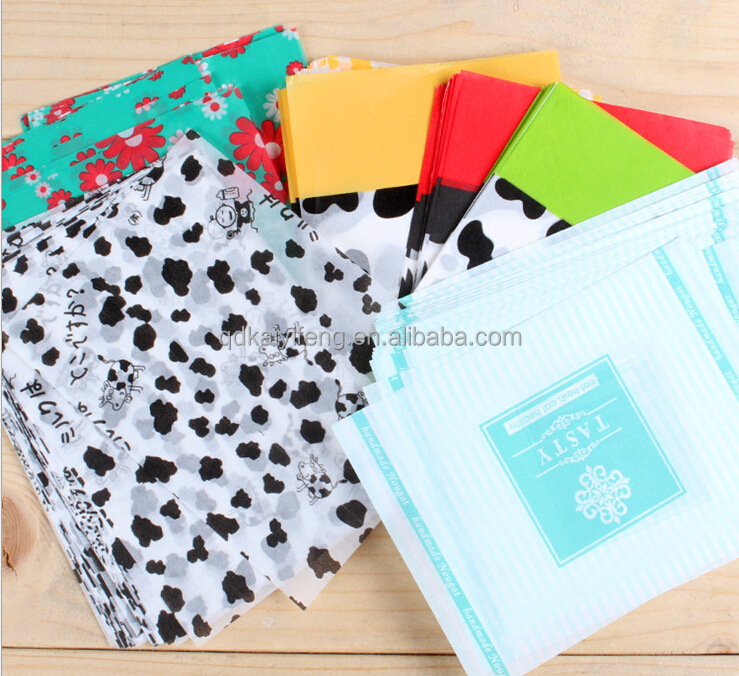 Custom Printed Logo Acid Free Wrapping Tissue <strong>Paper</strong> from China Supplier