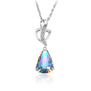 32799-xuping crystals from Swarovski bell pendant for women's gift
