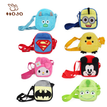 Hot sales school bags plush bags children's backpacks kids 1-2 years baby backpacks wholesale