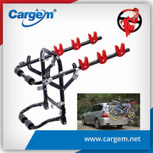 CARGEM Folding Car Rear Mount Bike Carrier Bicycle Rack
