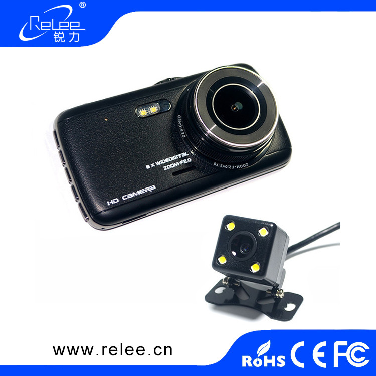 User Manual FHD 1080P Car Camera DVR Video Recorder with HD Night Vision Reverse Camera