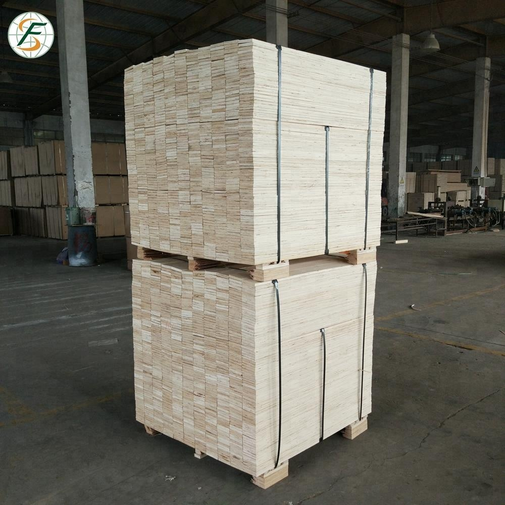 Packing Grade LVL/Strong Pallet Wood/LVL Plywood Manufacturer Price
