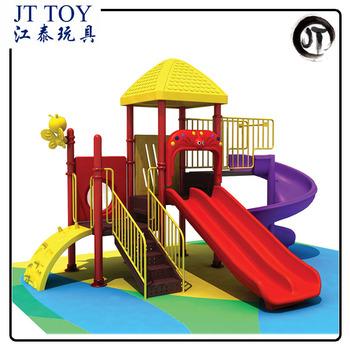 Venta Caliente Parque Guangzhou Equipo Jt 0604 Al Aire Libre Ninos - Casa-de-juegos-infantiles