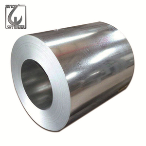 Cold Rolled Galvalume Steel Sheet SPCC Galvanized Steel Sheet Roll