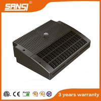 Led Wall Pack Light 35000hrs Ac 85~264v Energy Saving Warehouses ...