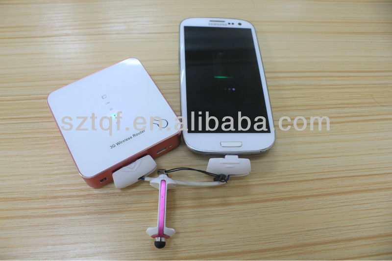 tp link wireless router, 3g wifi router with 5000mah power bank
