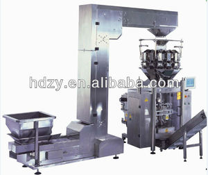 Best quality professional vertical auger packing machine with scale