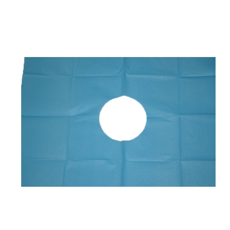 Medical Disposable Nonwoven Sterile Paper Drape/ Surgical Drape