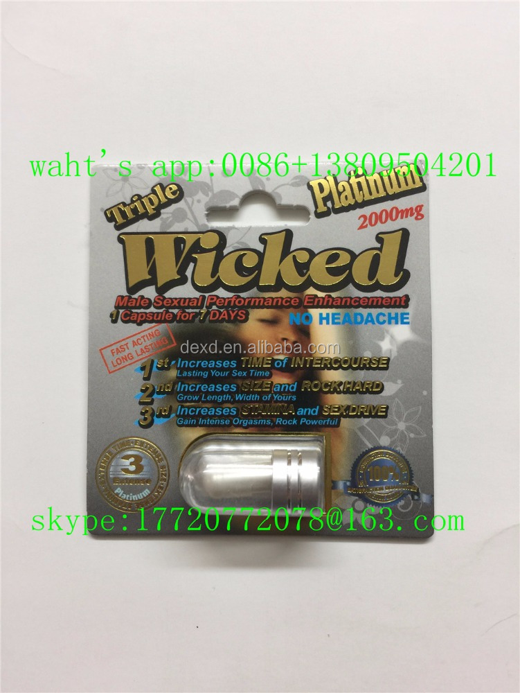 USA rhino 25K pills packaging 3D card/rhino 69 male enhancement pill blister card for capsule bullet