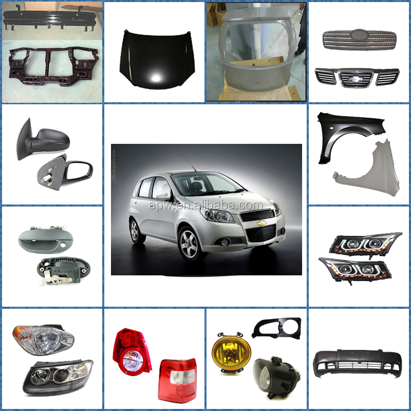 Parts For Cars >> Auto Spare Parts Car Body Parts For Korea Model Buy Auto Spare