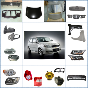 Auto Spare Parts Car Body Parts for Korea model