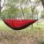 2 Portable Outdoor Camping Air Hanging Swinging Travel two Person Hammock
