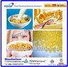 High output line corn flakes machineries