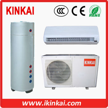 Central Heating Hot Water Air Source Heat Pump - Buy Heat Pump ...