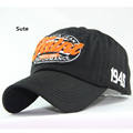 2016 NEW baseball cap arrival snapback cap demin baseball cap Parent Kids Jean badge embroidery hat