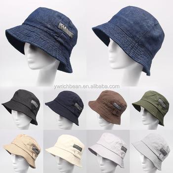 Summer Style Bob Bucket Hats For Men Women Fisherman Hat Fishing Cap  Outdoor Chapeau Cappello Pescatore fa678b6ed2f