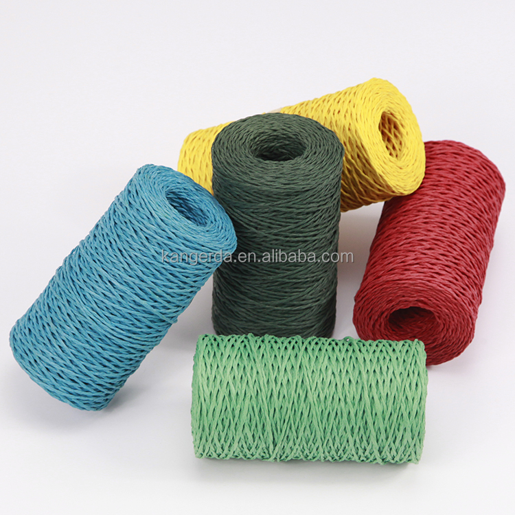 FSC Gift Wrap Craft Papier Twisted Twine Touw