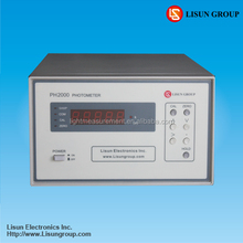 PH2000 high quality lumen tester led photometer measured luminous flux with integrating sphere