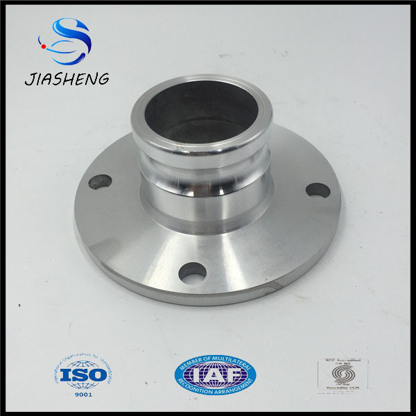 Factory Supply Round Flange with male coupling connector