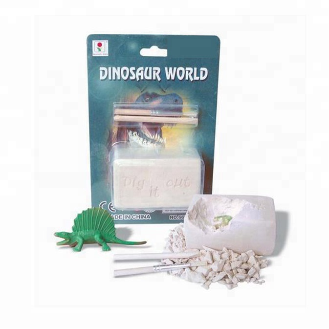 Wholesale Excavation Dig It Out Discover Kit Dinosaur Skeleton Toy