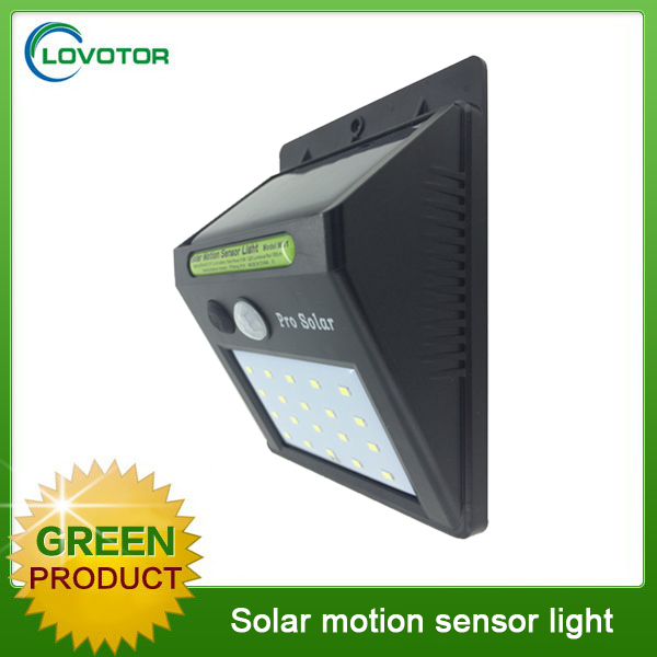 20 led automotive lights small solar motion sensor light
