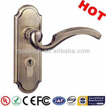 Commercial door lock bathroom deadbolt door lock dimple design handle door lock buy wireless for Commercial bathroom door handle