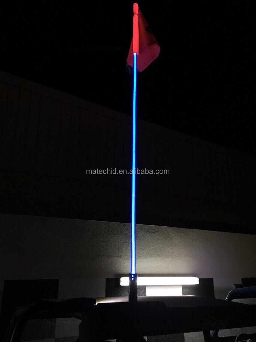 Antenna Flag Light 4x4 Led Pole Lights Laser Red Blue Yellow