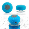 Waterproof bluetooth speaker with suction cup, original designed waterproof bluetooth speaker for shower