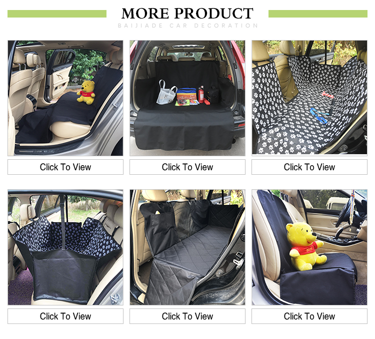 Hot Koop Anti-Kras Non Slip Verlengen Auto Boot Cover