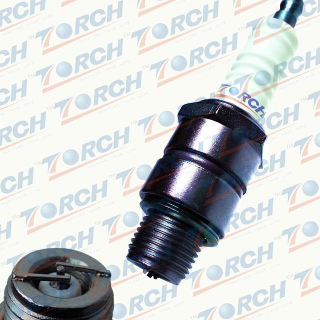 Good quality resistor & parallel bars industrial spark plug