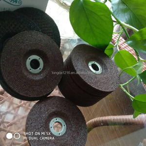 China polishing wheel rubber bond polishing wheel nylon polishing wheel
