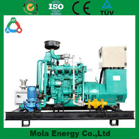 High Efficiency Water-cooled Oil Fired Generator on Sale