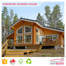 Wood Cabin Prefabricated House With High Quality of KINGSPINE KPL-043