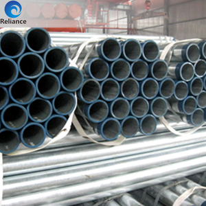 IRRIGATION USED 6 INCH HOT DIPPED GALVANIZED STEEL PIPE