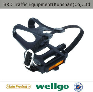 Original Wellgo R090 High Quality One piece Light Weight Plastic Road Bike/Bicycle Parts