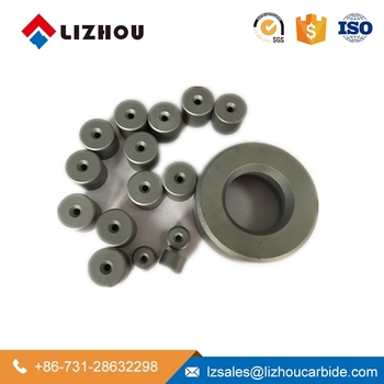 Zhuzhou ISO Manufacturer Tungsten Carbide Drawing Dies for Wire Rod Tube