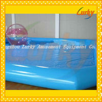 Customized giant inflatable pools/good quality inflatable pools/kids swimming inflatable pools