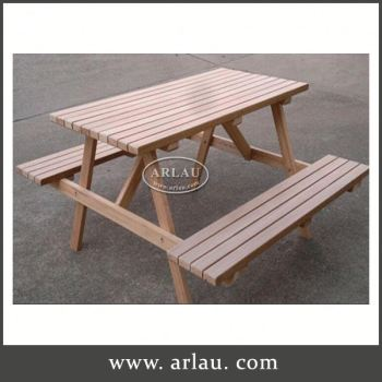 Arlau Bistro Table Umbrellas Wholesale Outdoor White Wooden Teak