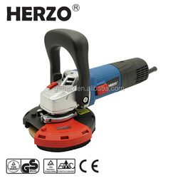 HERZO Power Tools 1400W 125MM Concrete Grinder HCG125