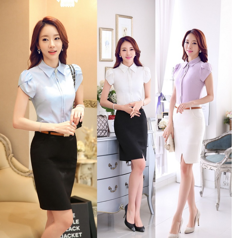Simple Office Uniforms Pictures to Pin on Pinterest - ThePinsta