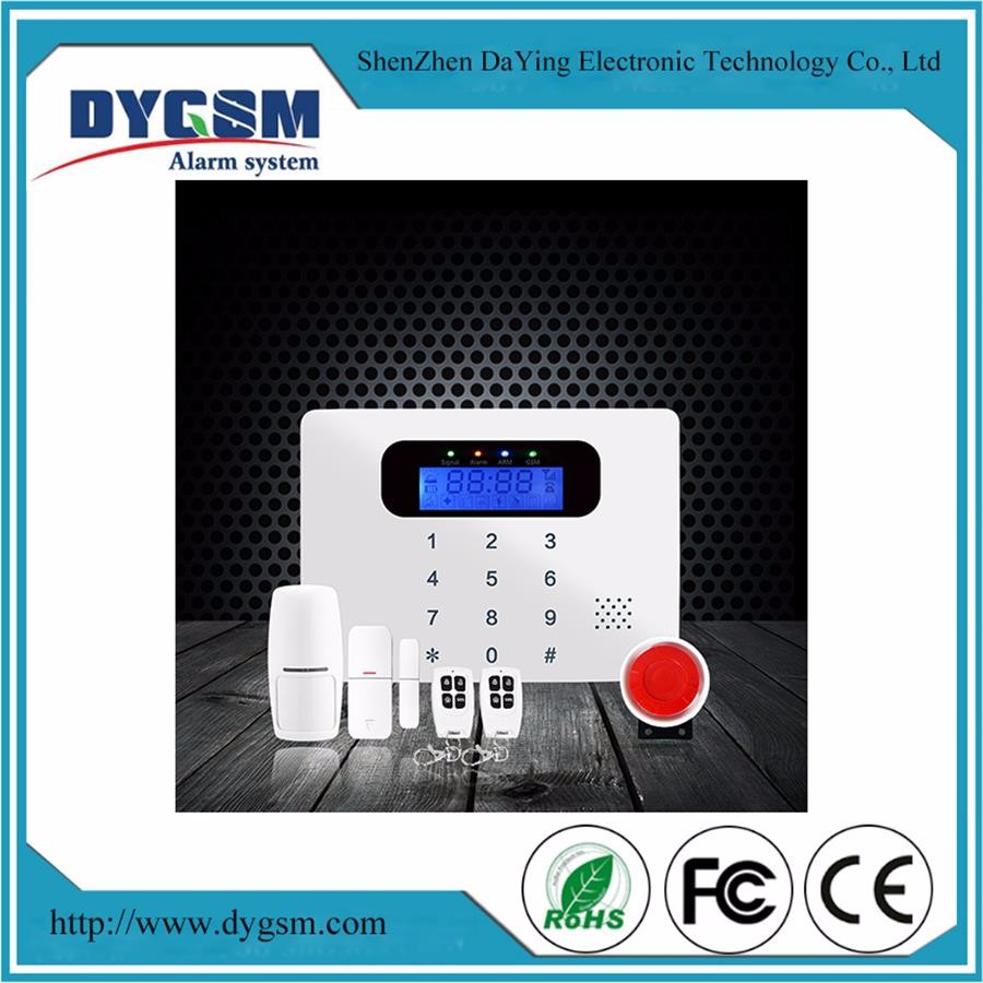 House Alarm System 2016 Wireless Wholesale, System Suppliers   Alibaba