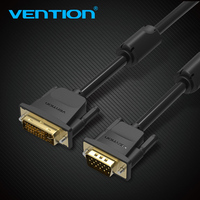 Vention 1m 3m 5m 7m 10m DVI 24+5 to VGA Cable