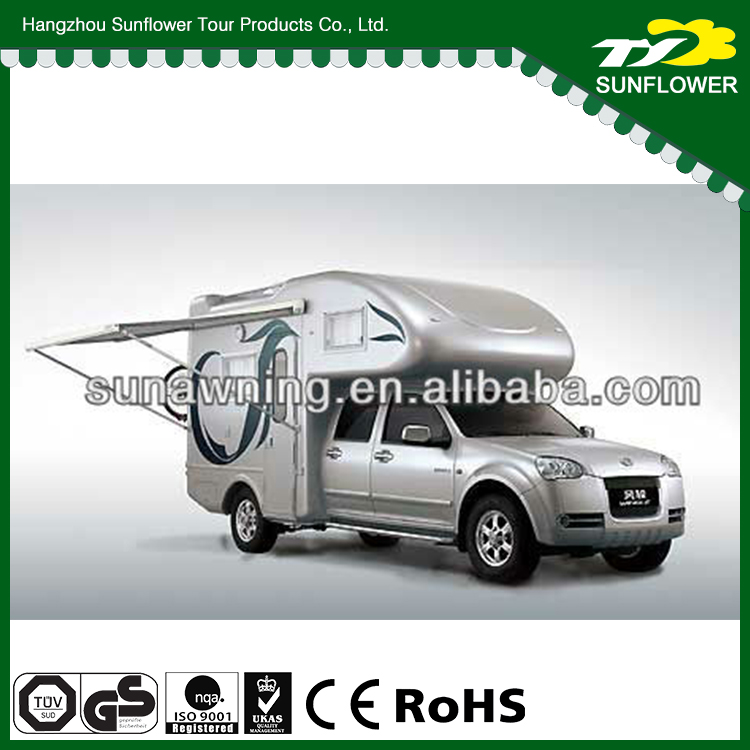 Chinese Factory Cheap caravan porch awning